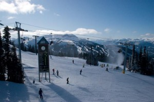 Blackcomb Mountain, BC