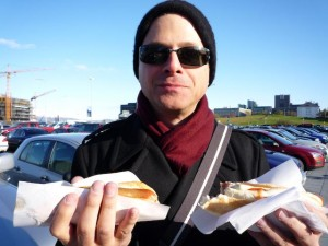 Jay and Hot Dogs