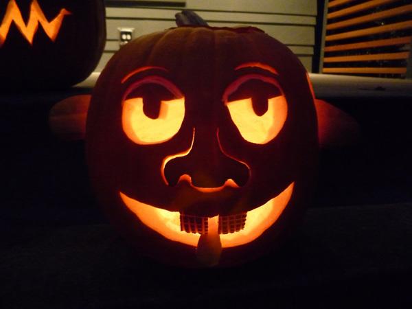 pumpkin, Anastasia's